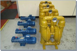 Lube Oil Pumps