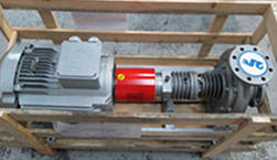 Wood Treatment Facility - Oil Transfer Pump