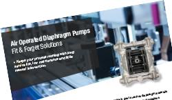 AODD Pump Range Overview