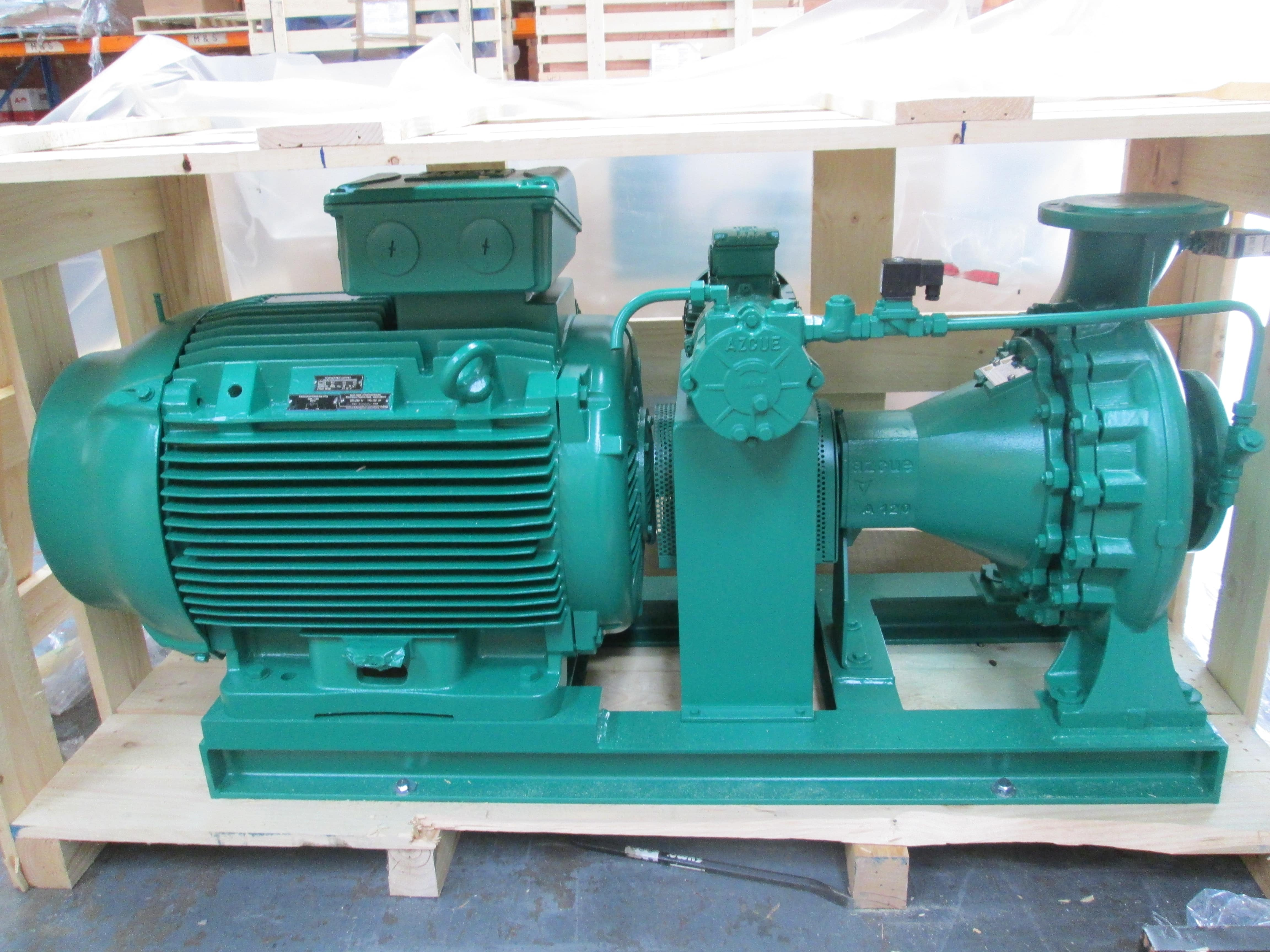 Self Priming Centrifugal Pump for Seawater Cooling