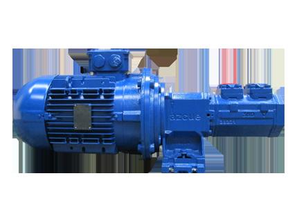 Azcue BT-HM Horizontal Screw Pump