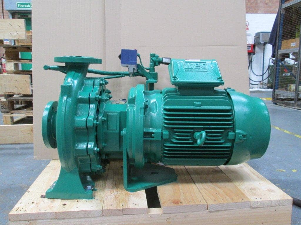 Self Priming Centrifugal Pump for Cooling