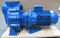 Seawater Dredging Pump for UK Company - Self Priming Centrifugal Pump