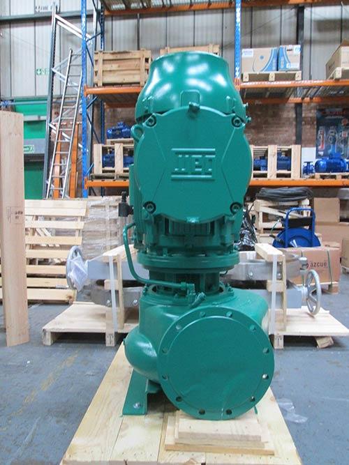 Ballast Water Pump