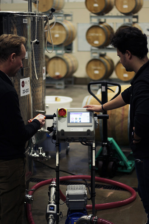 Defined Wine - Liverani All in One Flexible Impeller Pump