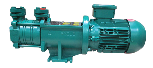 Side Channel Pump for Seawater Circulation