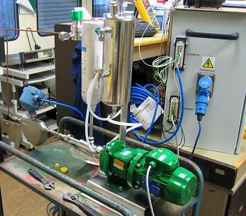 Progressive Cavity Pump for Fuel Oil Slurry