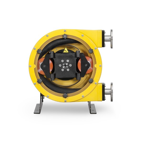 Roller Operated Peristaltic Pumps
