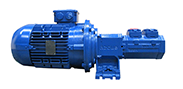 Thought about a screw pump?