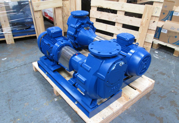 Centrifugal Pumps for Seawater Injection
