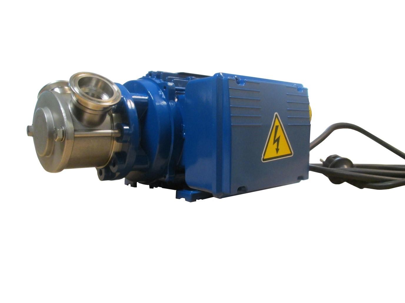 Hygienic Flexible Impeller Pump