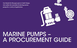 Marine pump procurement guide
