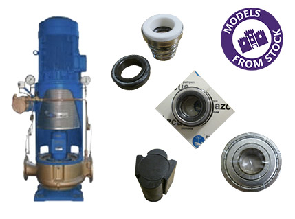 Azcue CM Pump Spare Parts