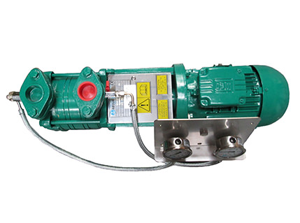Azcue MO Close Coupled Side Channel Pump