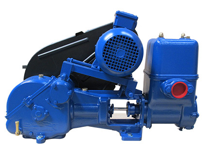 Azcue BS-S Horizontal Piston Pump
