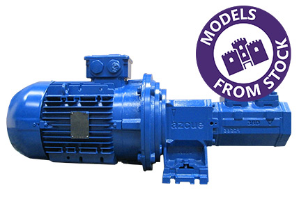 Azcue BT-HM Spacer Coupled Triple Screw Pump
