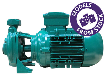 Azcue CP Close Coupled Centrifugal Pump