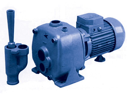 Azcue JDW Close Coupled Centrifugal Pump