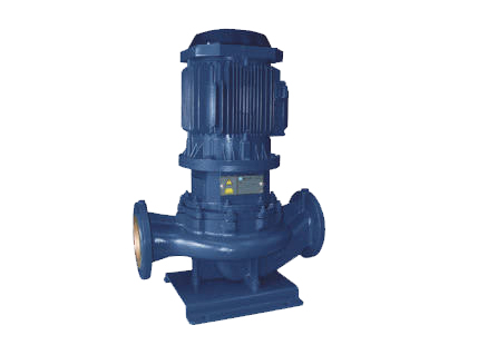 Azcue LN VP/EP Self Priming Vertical Inline Centrifugal Pump