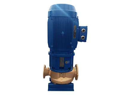 Azcue VM & VR VP/EP Self Priming Vertical Inline Centrifugal Pump