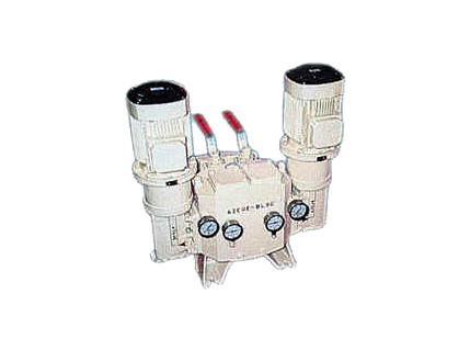 Azcue BT-BLOC Vertical Screw Pump Module