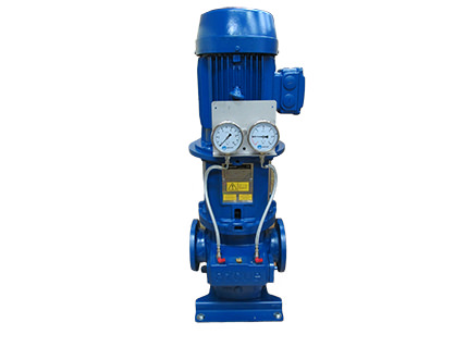 Azcue BT-LV-MG Long Coupled Triple Screw Pump