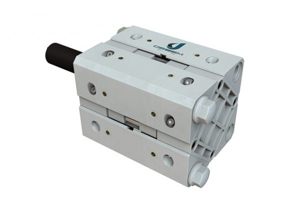 Debem Cubic Air Operated Diaphragm Pump