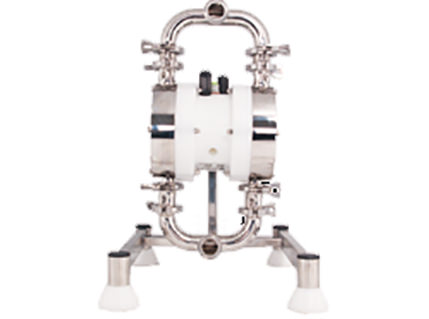 Debem Sani-Boxer Air Operated Diaphragm Pump