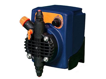 Etatron PKX Series Solenoid Dosing Pump