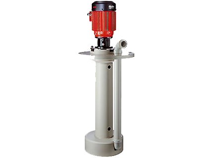 Flux F 706 Centrifugal Vertical Immersion Pump