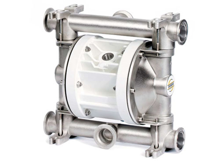 Debem Food Boxer 80 Air Operated Diaphragm Pump