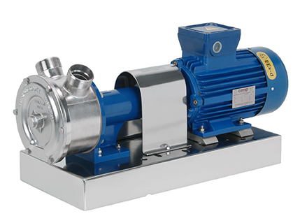 Liverani GR ADPE Explosion Proof Side Channel Pump