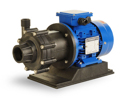 Gemmecotti HTM Centrifugal Magnetic Drive Pump