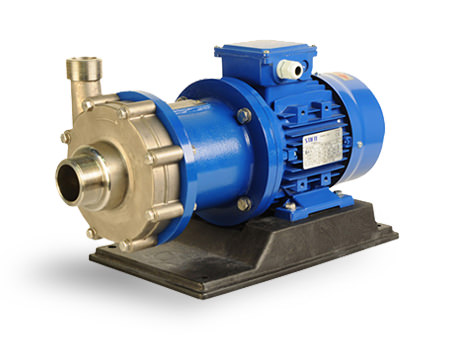 Gemmecotti HTM Metallic Centrifugal Magnetic Drive Pump