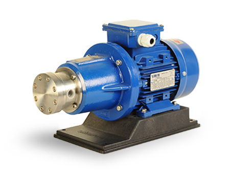 Gemmecotti HTP Self Priming Vane Magnetic Drive Pump