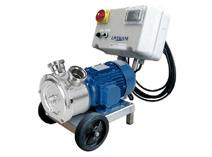 Liverani INV Side Channel Pump