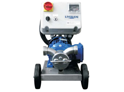 Liverani INV BS Flexible Impeller Pump