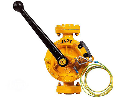Japy Unlined Semi-Rotary Hand Pump