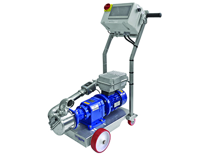 Liverani All in One Flexible Impeller Pump