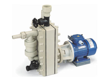 Savino Barbera SP & PA Self Priming Centrifugal Pumps