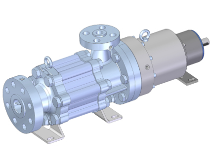 Sero SHP Self Priming Side Channel Pump