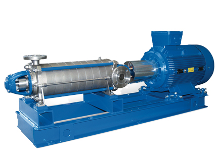 Azcue TKK Horizontal Multistage Centrifugal Pump