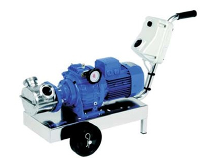 Liverani VA Flexible Impeller Pump