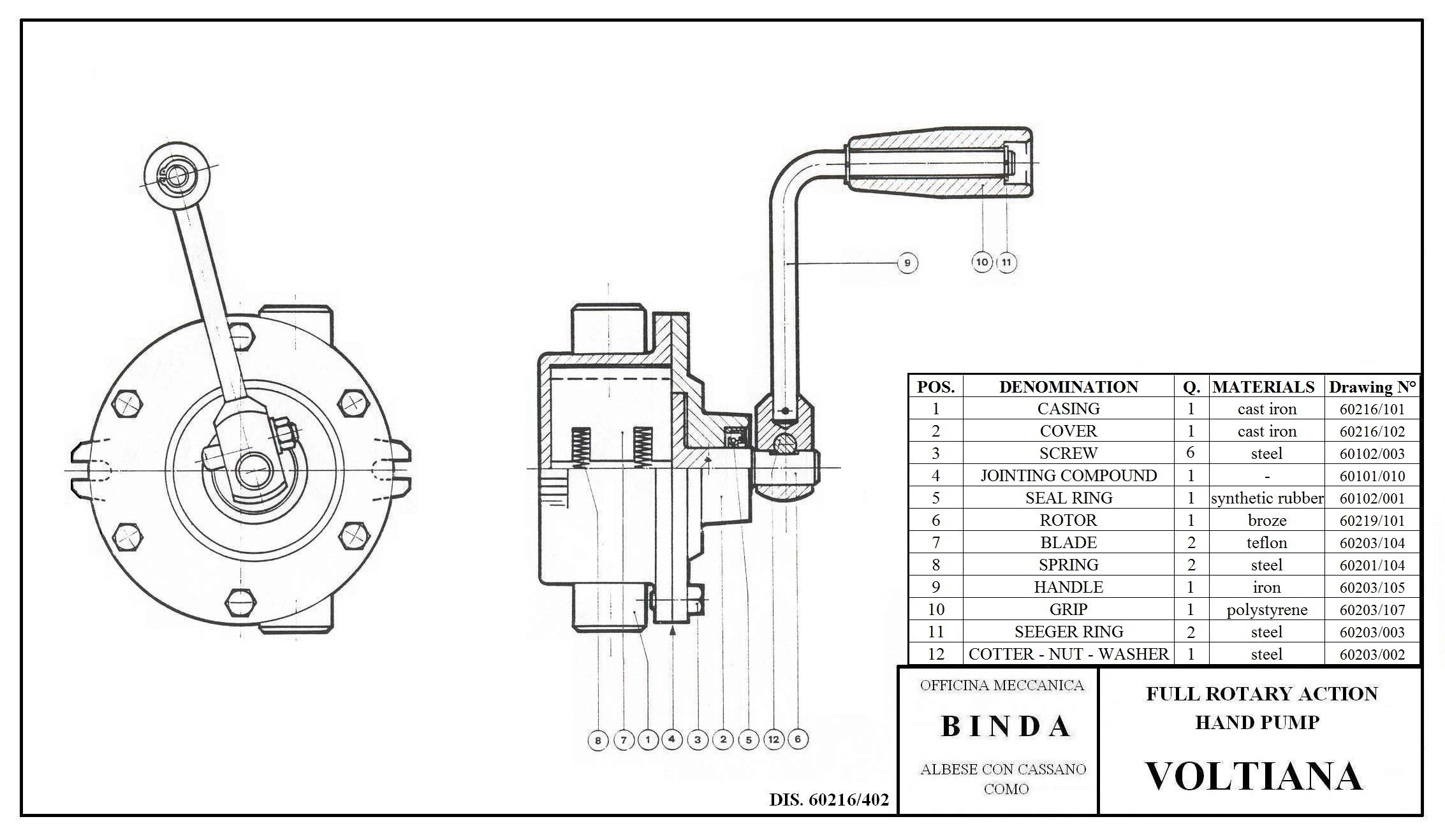 self priming pump diagram