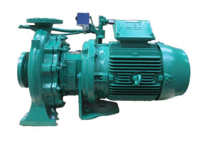 Azcue MN VP/EP Close Coupled Self Priming Centrifugal Pump