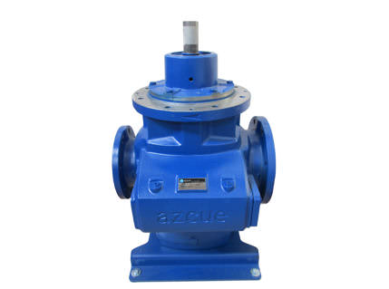 Azcue BT-LV Long Coupled Triple Screw Pump
