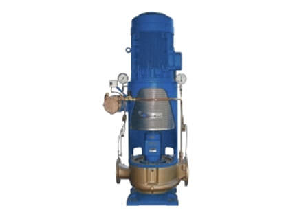 Azcue CM VP/EP Self Priming Vertical Inline Centrifugal Pump