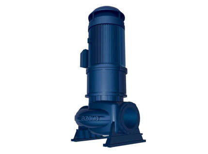 Azcue LD VP/EP Self Priming Split Casing Centrifugal Pump