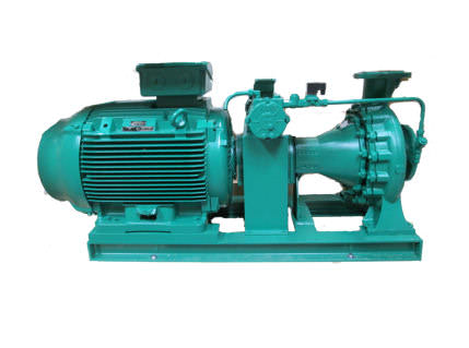 Bombas Azcue SP-AN Long Coupled Self Priming Centrifugal Pump