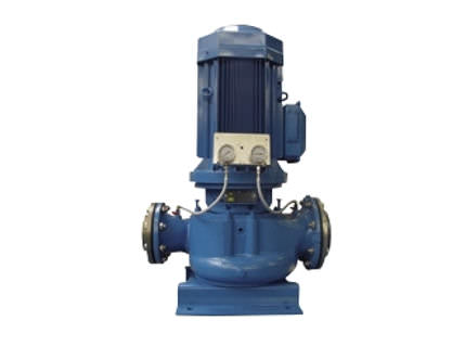 Azcue SP-VM/VR Self Priming Vertical Inline Centrifugal Pump